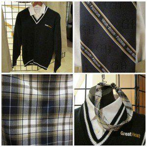 Great Hearts Monte Vista school uniforms | Alamo City Moms Blog