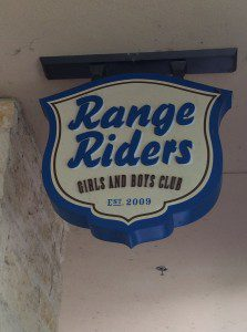 Range Rider Kids Club = the ideal activity spot for kids ages 4-12!