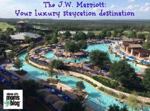 The J.W. Marriott Your luxury staycation destination