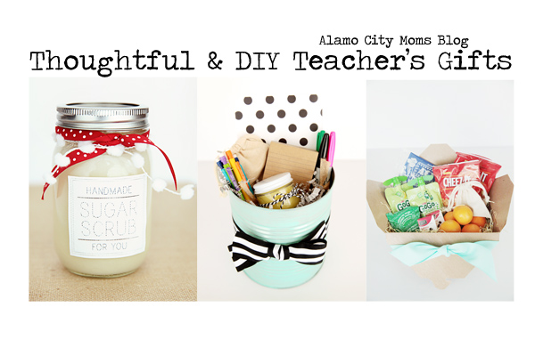 DIY Teachers Gifts
