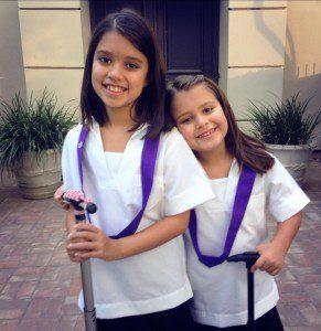 daughters Luz Elena Chapa