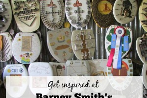 Get inspired at Barney Smith's Toilet Seat Art Museum | Alamo City Moms Blog