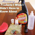 The Necessary Products I Wish I Didn't Have to Know About