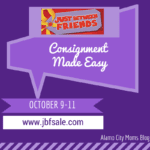 Consignment Made Easy with Just Between Friends- San Antonio