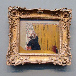 Intimate Impressionism at the McNay Art Museum:  Edouard Vuillard