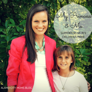 My Princess and Me- Supporting St. PJ's