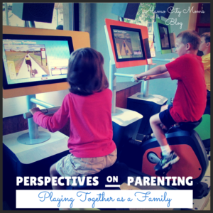 Perspectives on Parenting: Playing Together as a Family