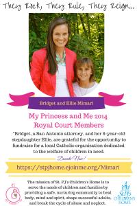 My Princess and Me: Ellie and Bridget Mimari