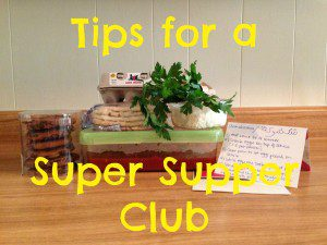 Supper Club Text