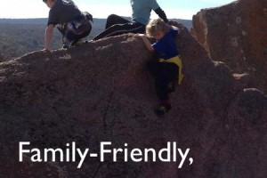 Boulder Hopping, Enchanted Rock