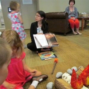 Story Time Stampede at the Briscoe Western Art Museum | Alamo City Moms Blog