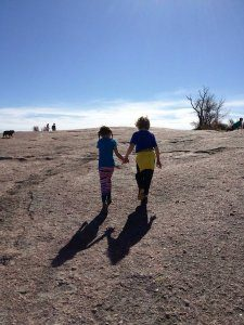 Enchanted Rock Friends