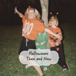 Halloween in the Eighties: Then and Now