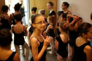 Ballet San Antonio children's cast rehearsal | Alamo City Moms Blog