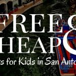 Free and Cheap Eats for Kids in San Antonio