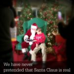 Perspectives in Parenting :: We Have Never Pretended that Santa Claus is Real
