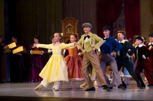 Ballet San Antonio Nutcracker children's cast | Alamo City Moms Blog