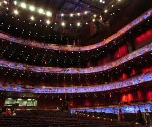 Inside the Tobin Center's performance hall | Alamo City Moms Blog