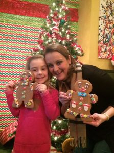 Gingerbread cookies complete!