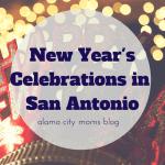 New Year's Celebrations in San Antonio