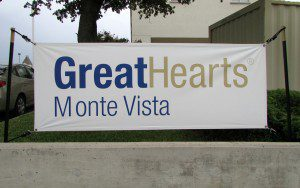 Great Hearts Monte Vista charter school in San Antonio