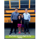 Perspectives in Parenting: Why Public School is Right for My Family