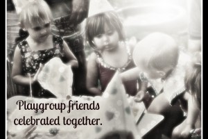 playgroup, moms, friendships, toddlers, relationships, birthdays