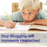 Get Help! Stop Struggling with Homework Headaches