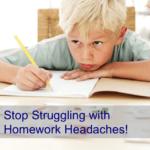 Get Help! Stop Struggling with Homework Headaches
