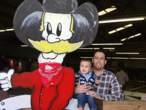Let's Rodeo! A Family Guide to the San Antonio Stockshow and Rodeo