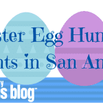 2015 Easter Egg Hunts & Events in San Antonio