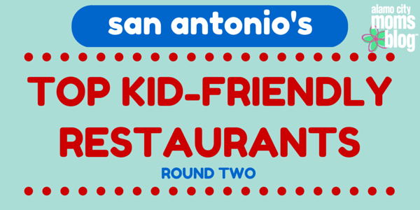 When We Launched In 2017 Posted Our Favorite San Antonio Kid Friendly Restaurants This Is One Of Top Viewed Posts And Includes The Cove Z