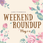 Weekend Roundup: May 1-3