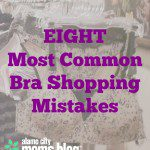 Eight Most Common Bra Shopping Mistakes