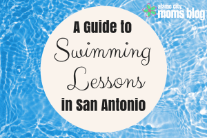 A Guide to Swimming Lessons in San Antonio