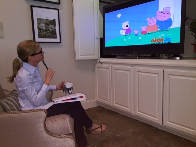 This is Impossible: Lessons in Parenting from Peppa Pig