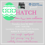 Hatch: An Event for New & Expectant Moms