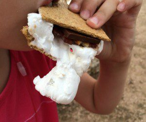Bacon s'mores at the JW Marriott San Antonio Hill Country Resort & Spa