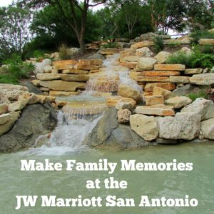 Make Family Memories at the JW Marriott San Antonio Hill Country Resort & Spa