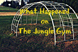 Jungle Gym Text