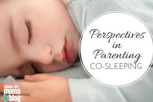 Perspectives in parenting: Co-sleeping