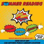 Booking it Through Summer! San Antonio's Summer Reading Programs