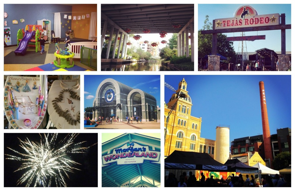 San Antonio Collage