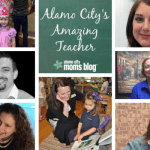 Alamo City's Amazing Teacher: Ms. Arevalo, Ms. Babineaux, Ms. Ballew, Ms. Brown, Ms. Burges, Ms. Buescher, and Mr. Calhoun