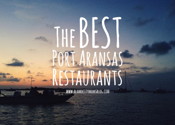 The best places to eat in Port Aransas