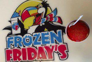 frozen fridays