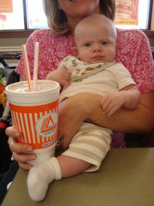 Caleb Whataburger