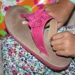 Swicharoos: A Little Girl's Wildest Shoe Dreams Come True