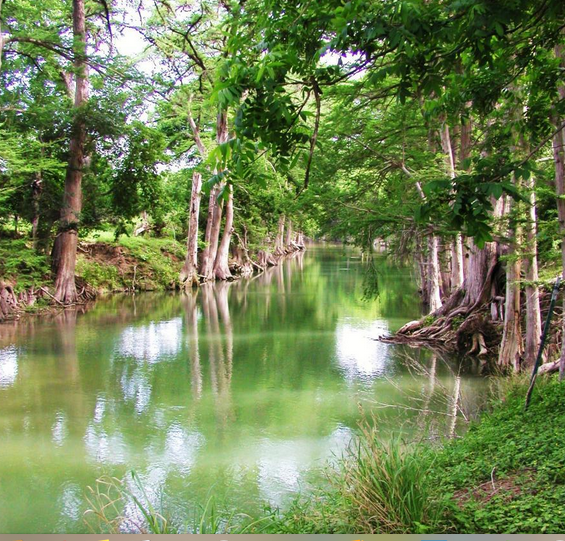 James Kiehl River Bend Park – Comfort, Texas