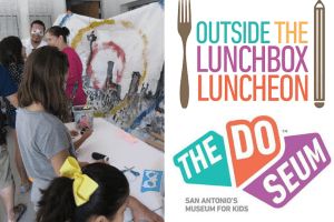 The DoSeum: Outside the Lunchbox Luncheon